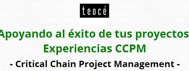 Experiencias CCPM: Apoyando al éxito de tus proyectos